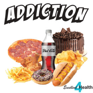 Addiction, Bryan Larson, Excellent 4 Health