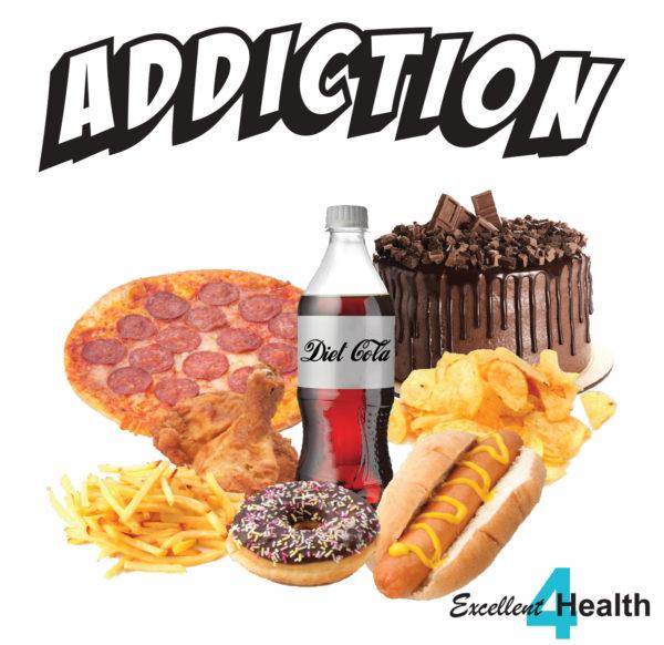 Addiction, Bryan Larson, Excellent 4 Health