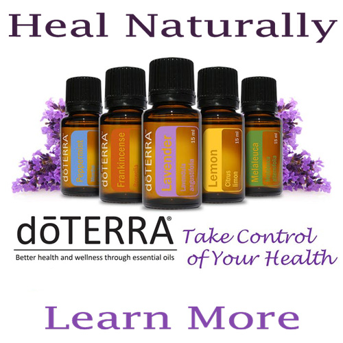 Heal Naturally with doTERRA, Learn More