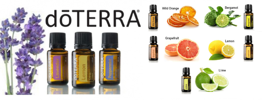 doTERRA, essential oils